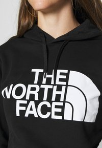 The North Face - STANDARD HOODIE - Hoodie - black - 4