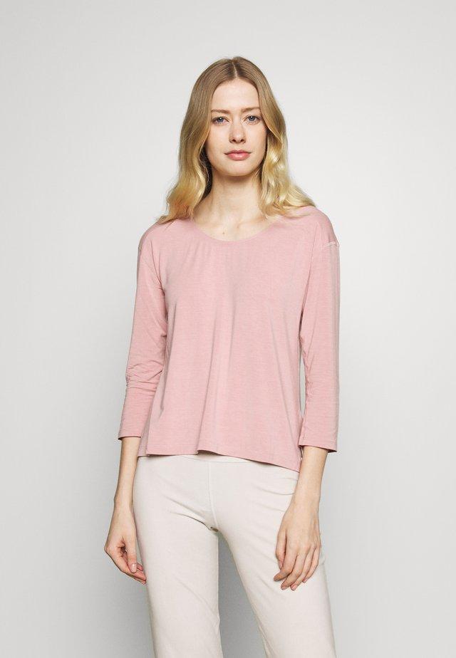 SHIZUKA LONG SLEEVE - Pitkähihainen paita - pink