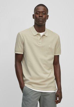 Poloshirt - distant grey