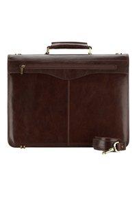 Wittchen - AKTENTASCHE - Briefcase - braun - 2
