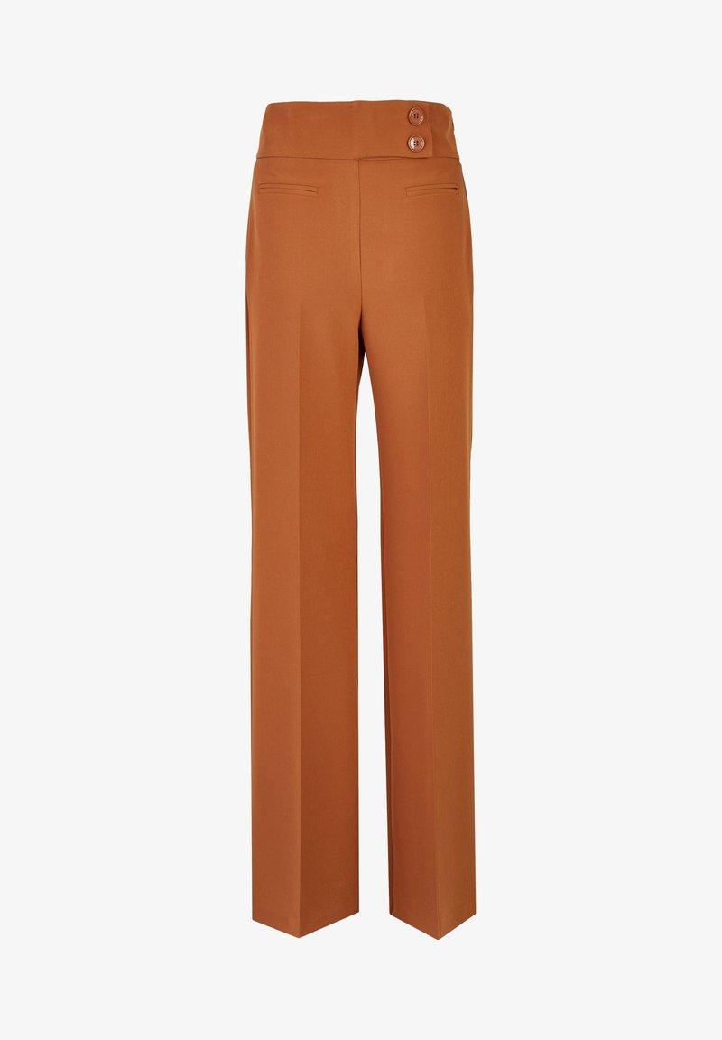 Nicowa - COREANA - Trousers - beige