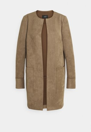 HERANOL - Short coat - maple
