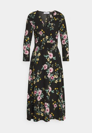 ONLZILLE FIXED DRESS - Day dress - black