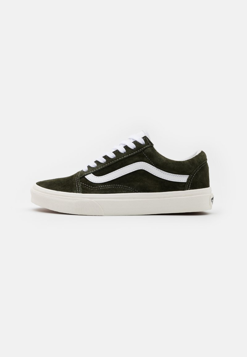 Vans - OLD SKOOL UNISEX - Zapatillas - grape leaf/snow white