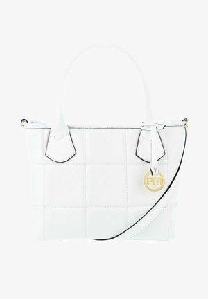 SARCONI - Handbag - white