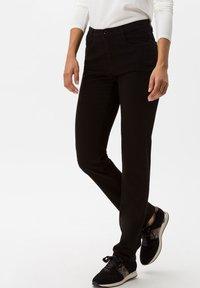 BRAX - STYLE CAROLA - Pantalon classique - black - 0