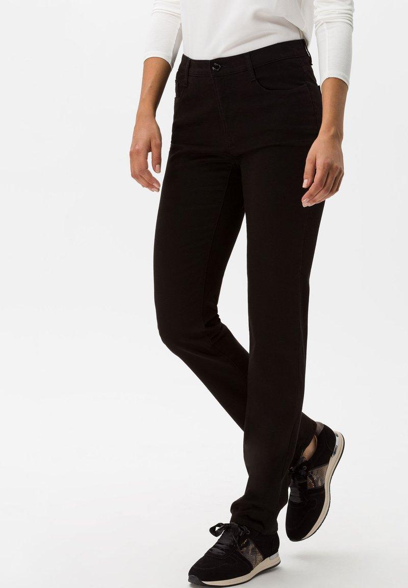 BRAX - STYLE CAROLA - Pantalon classique - black