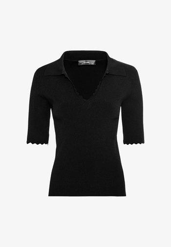 BOGENKANTEN - Sweatshirt - schwarz