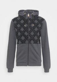 Glorious Gangsta - DANTOSZIP THROUGH - Zip-up hoodie - charcaol - 3