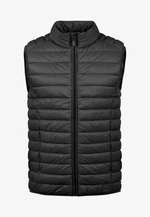 NILLE - Waistcoat - black