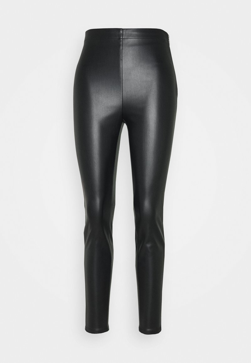 Esprit - Leggings - black