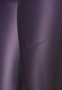 Nike Performance - Medias - dark raisin/black - 4