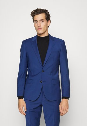 HENRY - Suit jacket - open blue