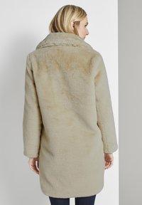TOM TAILOR - Winter coat - warm sand beige - 2