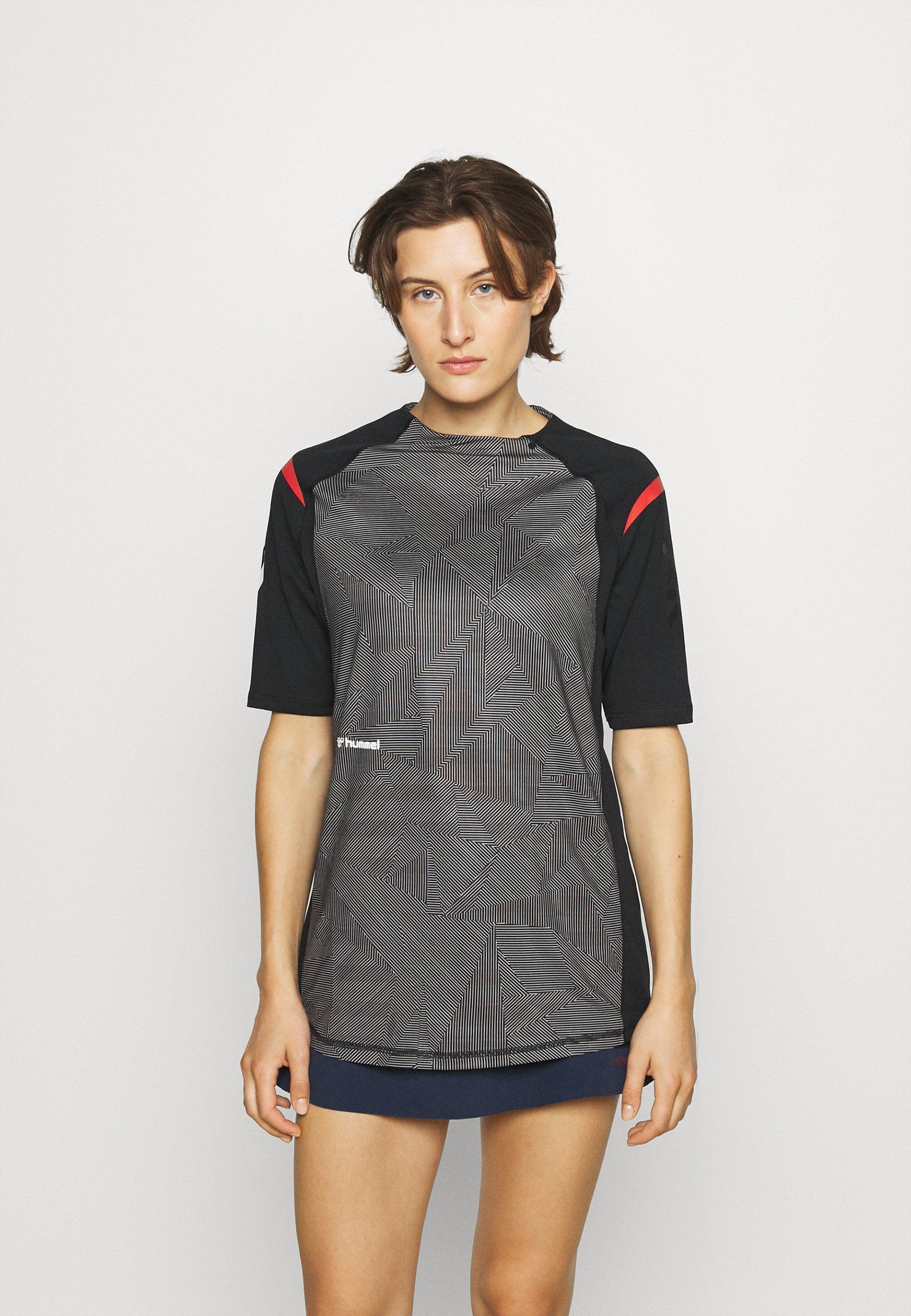 Herren HMLPRO PRE GAME - T-Shirt print