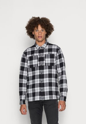 MIC - Košile - flash grey/black