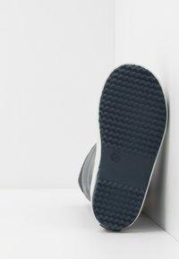 Tommy Hilfiger - Botas de agua - blue - 5