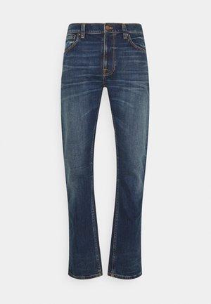TIGHT TERRY - Straight leg jeans - evening treat