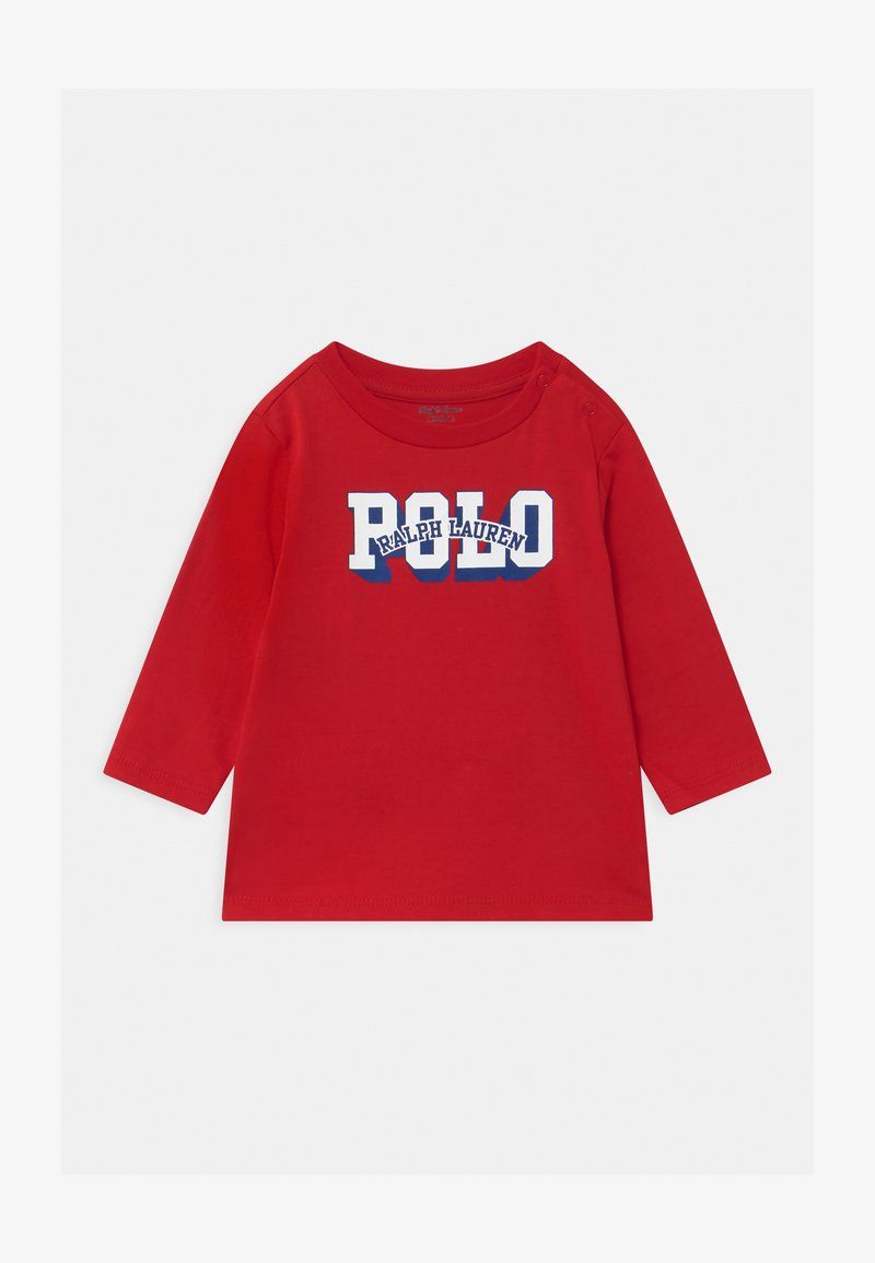 Polo Ralph Lauren - Long sleeved top - red