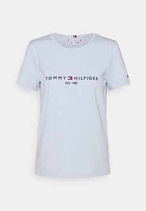 REGULAR TEE - T-shirt imprimé - blue