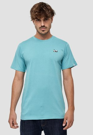 PANDA - T-shirt basic - aqua