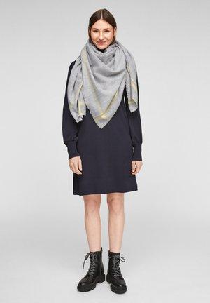 Foulard - grey check