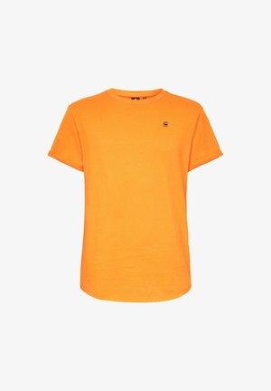 LASH - T-shirt basic - bright carrot