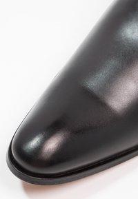 Brett & Sons - Derbies & Richelieus - insis noir - 5