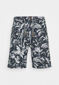 RIVERA - Shorts - navy