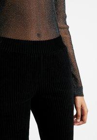 Modström - VISTA PANTS - Trousers - black - 5