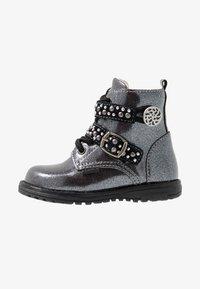 Primigi - Lace-up ankle boots - canna fuc/nero - 1