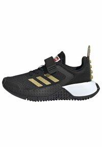 adidas Performance - X LEGO® SPORT  - Sneakersy niskie - black - 8