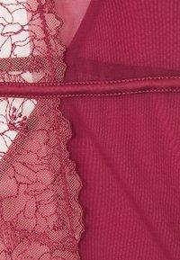 Women Secret - NEW EMBO CERISE - Body - red - 2