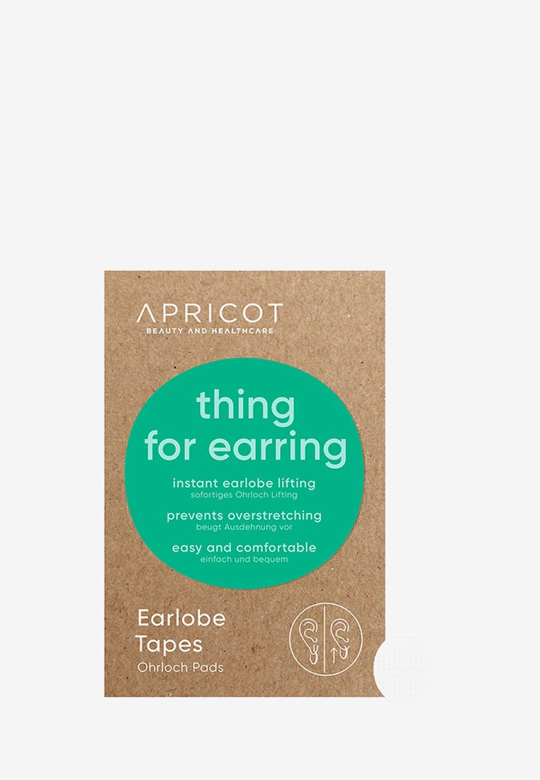 APRICOT - EARLOBE TAPES - Accessori skincare - -