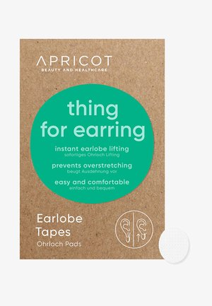 EARLOBE TAPES - Skincare tool - -