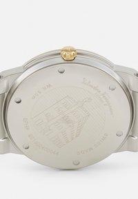 Salvatore Ferragamo - UNISEX - Watch - silver-coloured/gold-coloured - 3