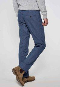 MDB IMPECCABLE - Suit trousers - blue - 5