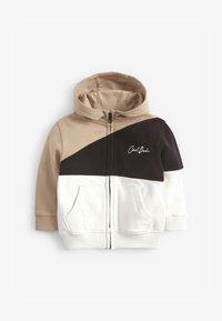 Next - Zip-up hoodie - beige - 0