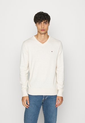 Pullover - light silt heather