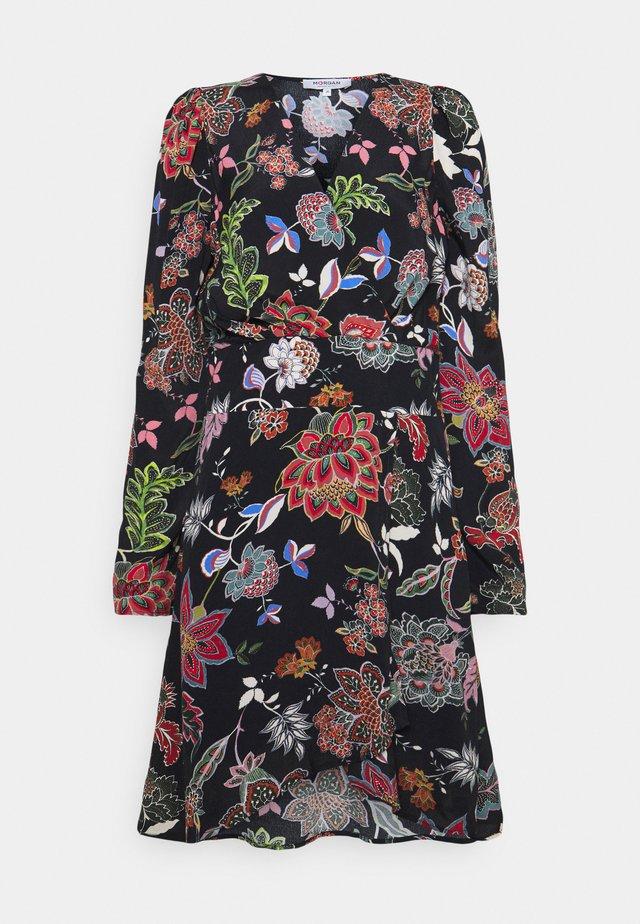 ROLAN - Denní šaty - noir
