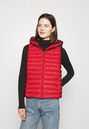 VEST - Waistcoat - primary red