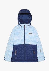 Ziener - ALULA JUNIOR - Ski jacket - blue mountain - 2