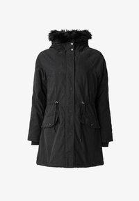 Indiska - KELLYANNE - Down coat - black - 4