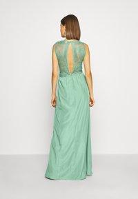 YAS - ELENA BRIDESMAIDS MAXI DRESS - Společenské šaty - oil blue - 2