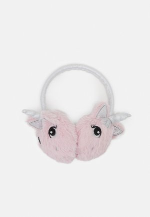 EARMUFFS UNICORN - Panta/korvaläpät - light pink
