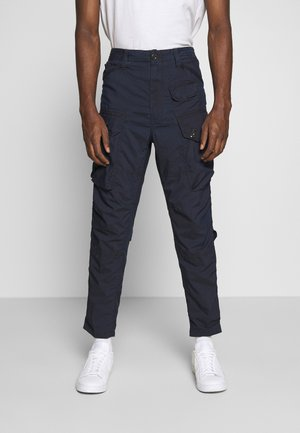 JUNGLE RELAXED TAPERED PANT - Pantaloni cargo - indigo star