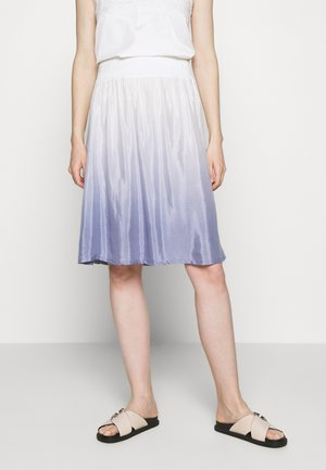 SANNE - A-line skirt - purple impression