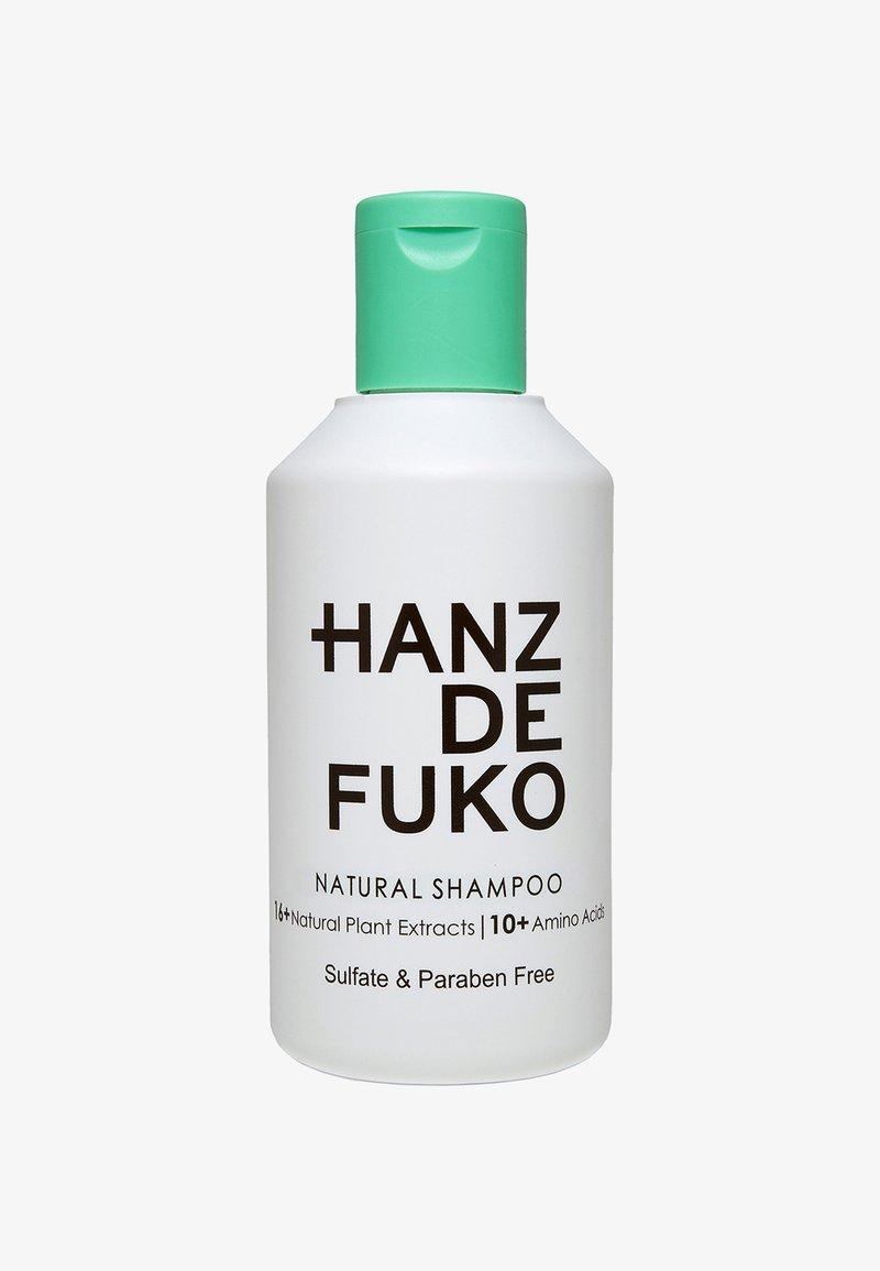 Hanz De Fuko - NATURAL SHAMPOO - Shampoo - -