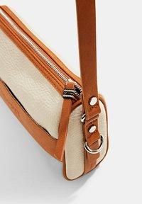 Esprit - Across body bag - beige, orange - 4
