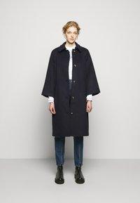 Bruuns Bazaar - JASMINA BOLETT COAT - Classic coat - night sky - 1